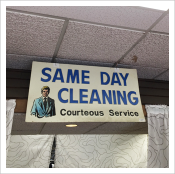 Same Day Cleaning
